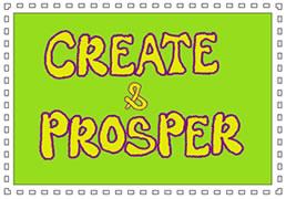 Create & Prosper